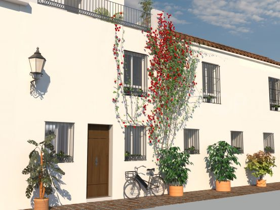 For sale town house in Casco antiguo, Marbella | KS Sotheby's International Realty