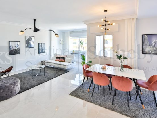 For sale 3 bedrooms duplex penthouse in Las Lolas, Nueva Andalucia | KS Sotheby's International Realty