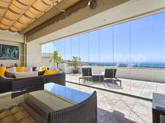 Duplex penthouse in Los Monteros with 3 bedrooms | KS Sotheby's International Realty