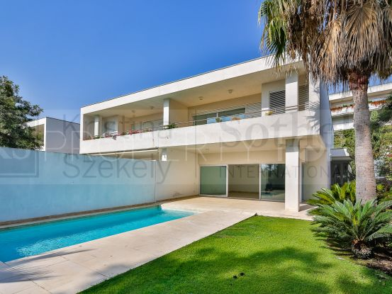 For sale semi detached house in Sotogrande Costa | KS Sotheby's International Realty