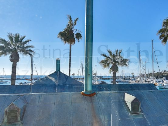 For sale Sotogrande Puerto Deportivo apartment with 3 bedrooms | KS Sotheby's International Realty