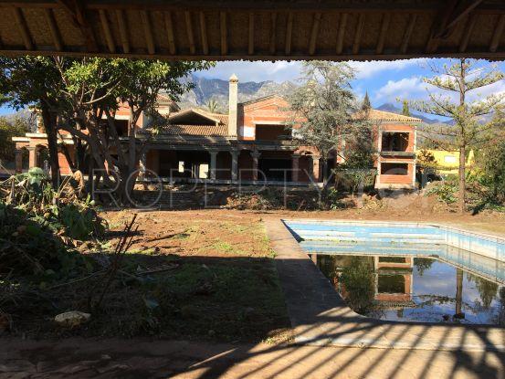 Rocio de Nagüeles, Marbella Golden Mile, parcela de  a la venta | KS Sotheby's International Realty