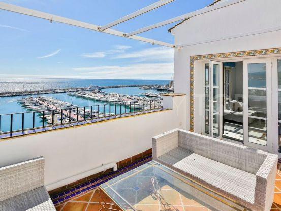 Marbella - Puerto Banus 4 bedrooms penthouse for sale | KS Sotheby's International Realty