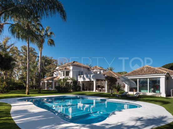 For sale villa with 4 bedrooms in Guadalmina Baja, San Pedro de Alcantara | KS Sotheby's International Realty