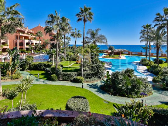 For sale ground floor apartment with 2 bedrooms in Malibu, Marbella - Puerto Banus | KS Sotheby's International Realty
