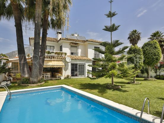 Buy Marbella Centro 4 bedrooms villa | KS Sotheby's International Realty