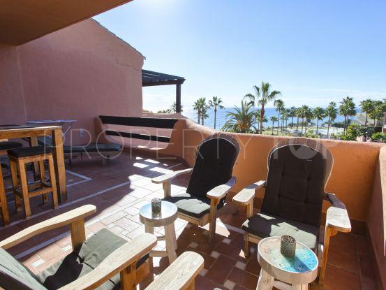 3 bedrooms penthouse in Estepona Playa for sale | KS Sotheby's International Realty