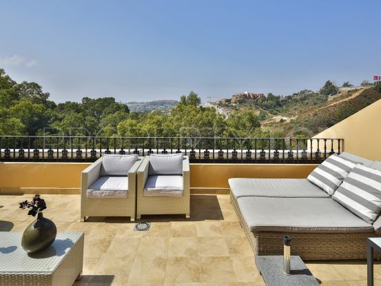 Buy 2 bedrooms duplex penthouse in Vista Real, Nueva Andalucia | KS Sotheby's International Realty