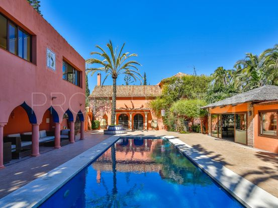 For sale villa in Estepona with 7 bedrooms | KS Sotheby's International Realty