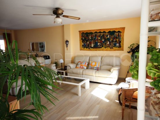 Duplex penthouse for sale in Sabinillas with 3 bedrooms   Crownleaf Estates