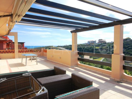 For sale Doña Julia penthouse with 3 bedrooms | Crownleaf Estates