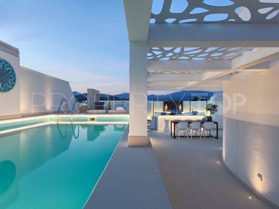 For sale penthouse with 3 bedrooms in Los Granados Playa, Estepona | Terra Meridiana