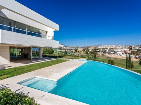 Villa with 5 bedrooms for sale in Los Flamingos Golf | Engel Völkers Marbella