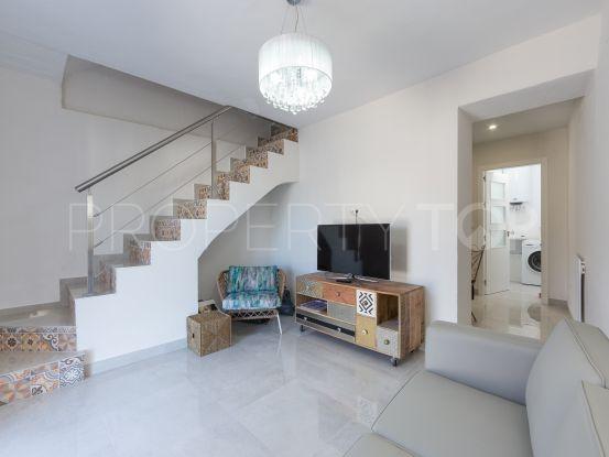 For sale town house in Puerto La Duquesa with 2 bedrooms | Gilmar Estepona