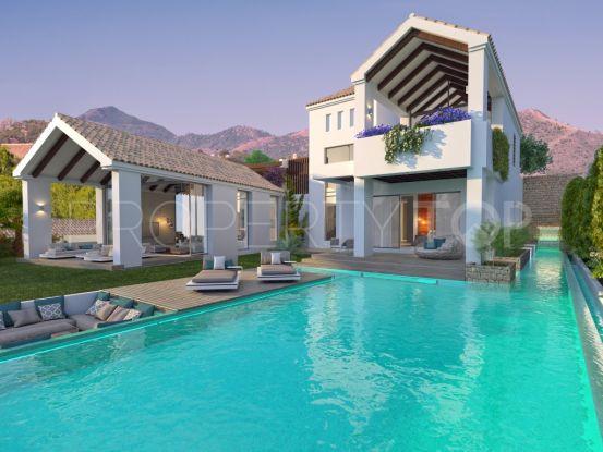 Selwo 4 bedrooms villa   Gilmar Estepona