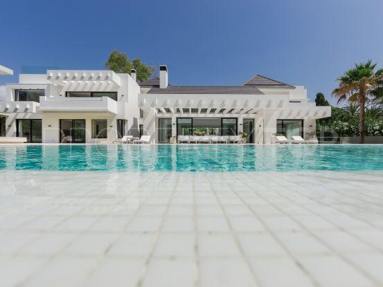 Villa a la venta de 5 dormitorios en Guadalmina Baja | Gilmar Puerto Banús