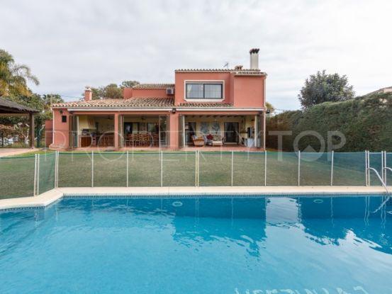 For sale S. Pedro Centro 4 bedrooms villa | Gilmar Puerto Banús