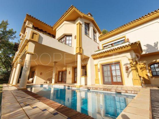 La Zagaleta, villa en venta de 4 dormitorios | Gilmar Puerto Banús