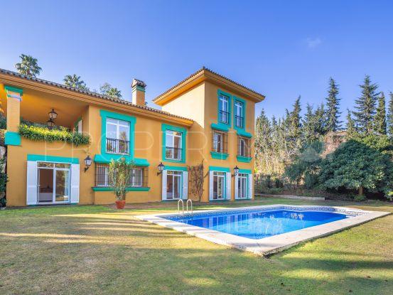 4 bedrooms villa in Sotogrande Alto for sale | KS Sotheby's International Realty