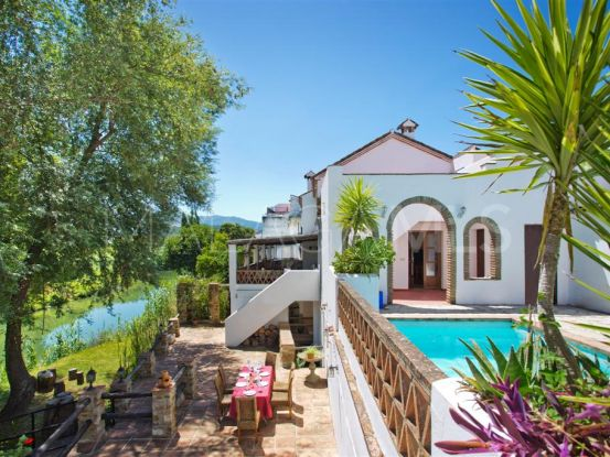 For sale Cortes de la Frontera 8 bedrooms villa | KS Sotheby's International Realty