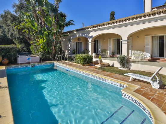Sotogrande Costa 3 bedrooms villa | KS Sotheby's International Realty