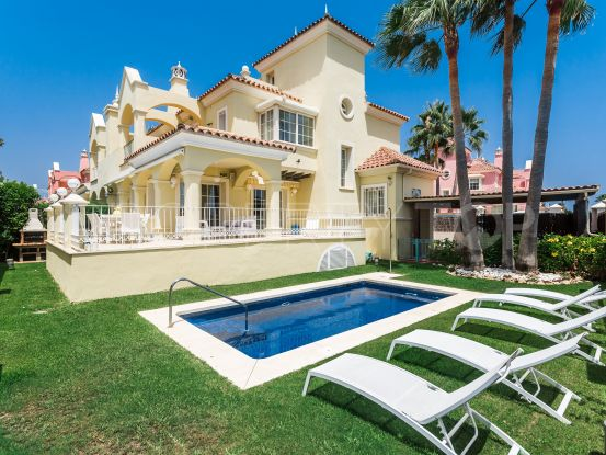 5 bedrooms semi detached house in Lorea Playa, Nueva Andalucia | KS Sotheby's International Realty