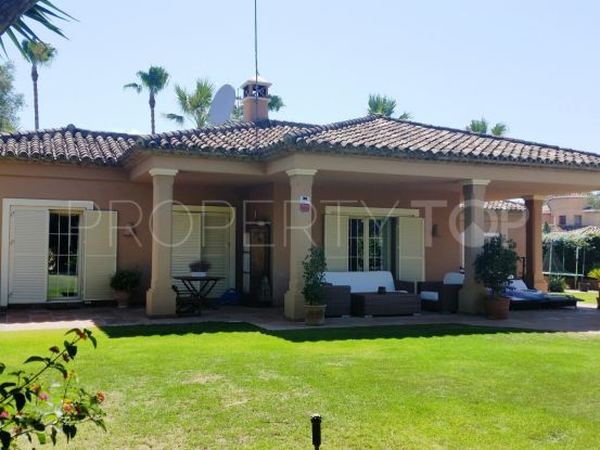 Buy 4 bedrooms villa in Sotogrande Costa | KS Sotheby's International Realty