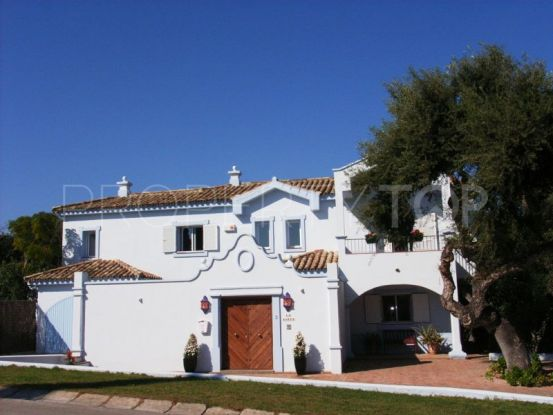 Villa for sale in Sotogrande Costa with 4 bedrooms | KS Sotheby's International Realty