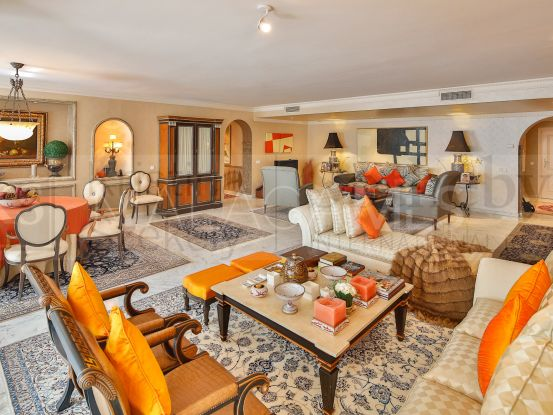 For sale apartment in Playas del Duque with 3 bedrooms | KS Sotheby's International Realty