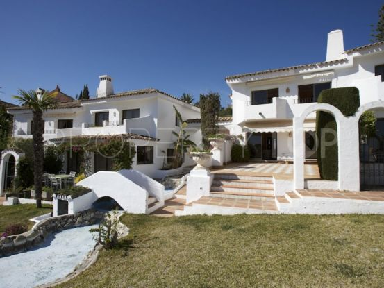 Ancon Sierra, Marbella Golden Mile, adosado en venta de 3 dormitorios | KS Sotheby's International Realty