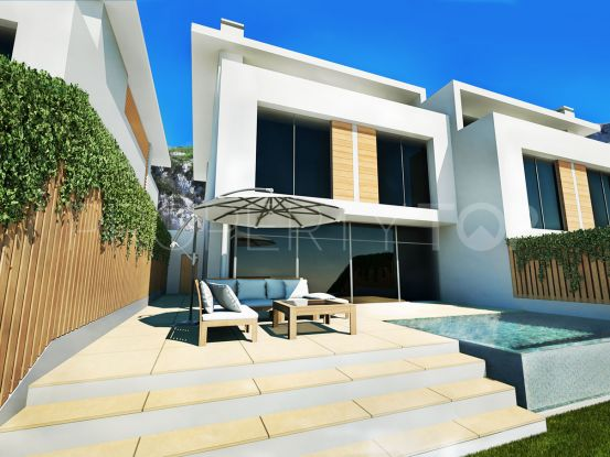 For sale semi detached villa in Buena Vista Park Villas, Gibraltar - South District   KS Sotheby's International Realty