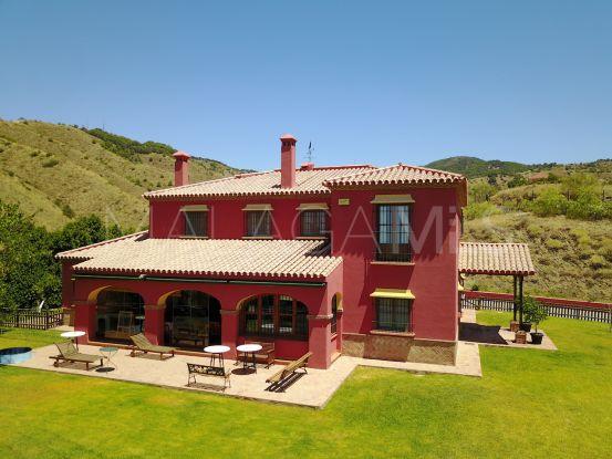 For sale Malaga 5 bedrooms finca | KS Sotheby's International Realty