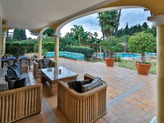 Buy villa in Rocio de Nagüeles with 7 bedrooms | KS Sotheby's International Realty