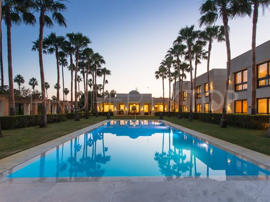 16 bedrooms Sotogrande Costa villa for sale | KS Sotheby's International Realty