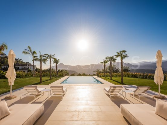 For sale villa in La Zagaleta, Benahavis | KS Sotheby's International Realty