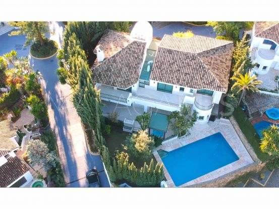 Comprar villa con 6 dormitorios en Marbella Golden Mile | KS Sotheby's International Realty