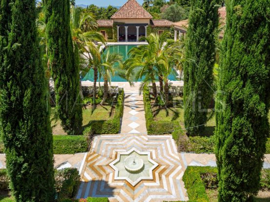Buy mansion with 6 bedrooms in Marbella Golden Mile | KS Sotheby's International Realty