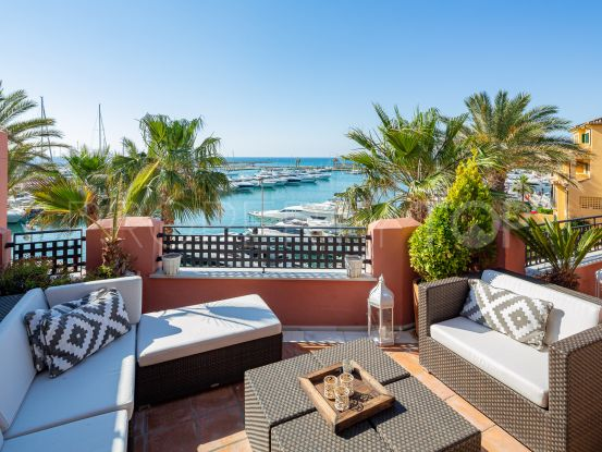 Ribera del Obispo penthouse for sale | KS Sotheby's International Realty