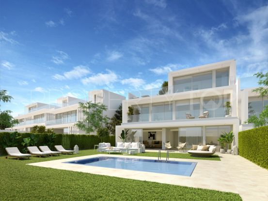 Town house with 4 bedrooms for sale in La Reserva, Sotogrande | KS Sotheby's International Realty