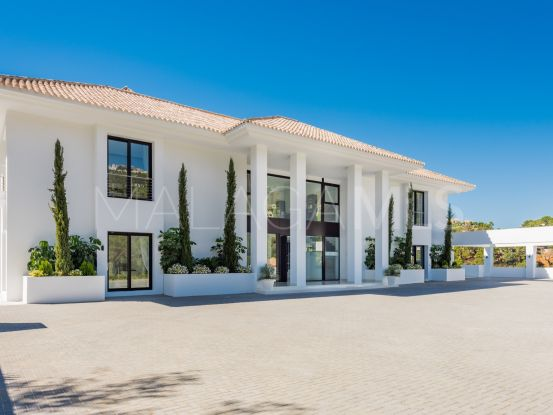 Comprar villa en La Zagaleta, Benahavis | KS Sotheby's International Realty