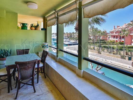 For sale apartment in Sotogrande Puerto Deportivo with 2 bedrooms | KS Sotheby's International Realty