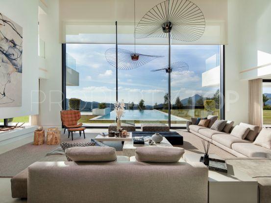 For sale villa in La Zagaleta, Benahavis | KS Sotheby's International Realty