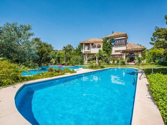 For sale La Zagaleta 8 bedrooms villa | KS Sotheby's International Realty