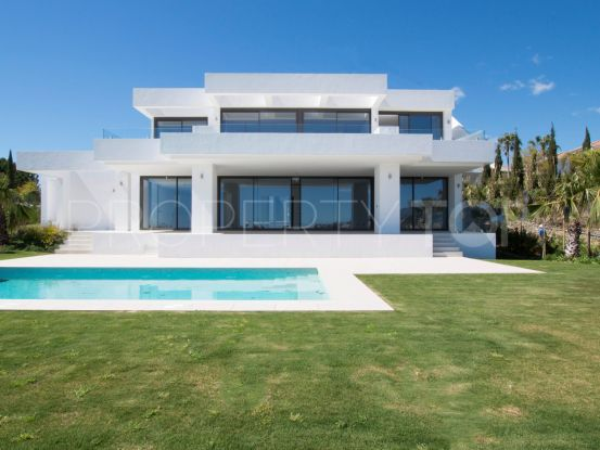 For sale villa with 4 bedrooms in Los Flamingos Golf | KS Sotheby's International Realty