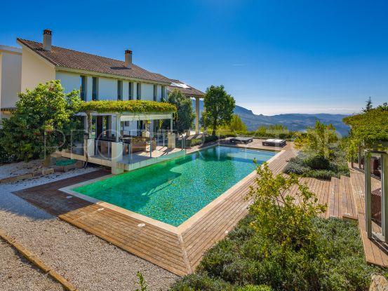 For sale Gaucin 4 bedrooms villa   KS Sotheby's International Realty