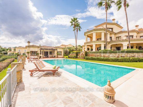 Villa in Sotogrande Alto for sale   Savills Sotogrande