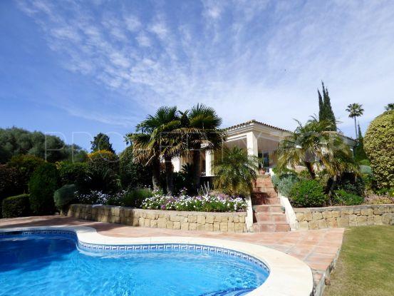 Villa for sale in Sotogrande Alto | Savills Sotogrande