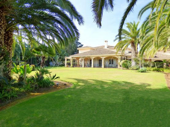 Villa in Sotogrande Costa for sale | Savills Sotogrande