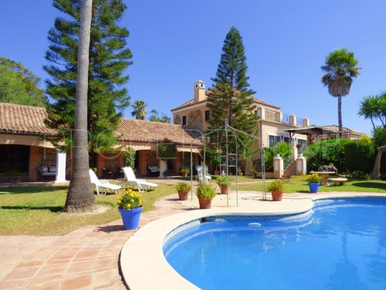 For sale 7 bedrooms cortijo in Manilva | Savills Sotogrande