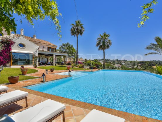 For sale villa in Sotogrande Alto | Savills Sotogrande